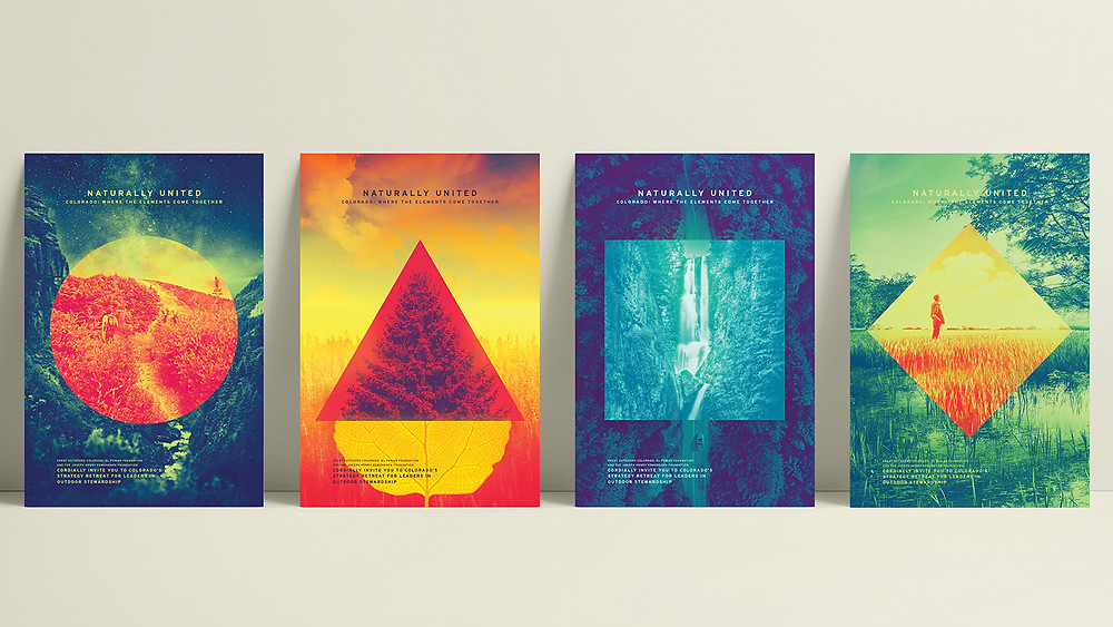 The Naturally United Strategy Retreat Posters