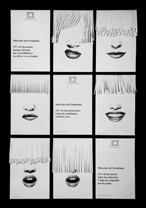 Bendita Gloria, Combed Posters