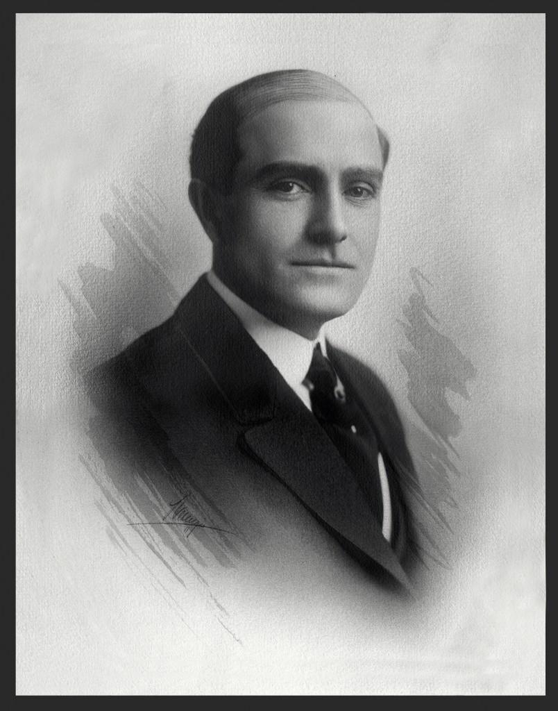 Britton I. Budd (1871-1965)