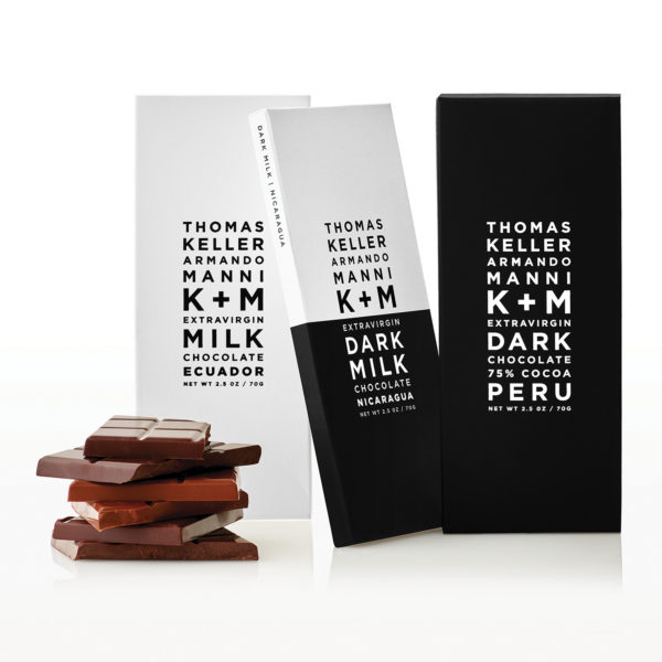 Keller Manni Chocolate Packaging and Identity