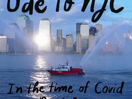 CoviDiaries: Debbie Millman's Ode to NYC