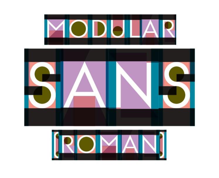 Modular SANS