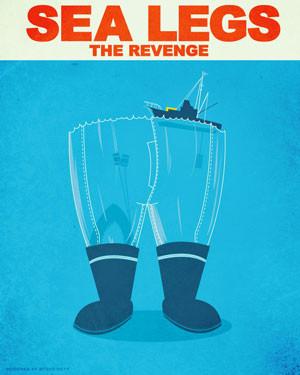 Ryder Doty, Sea Legs 2: The Revenge