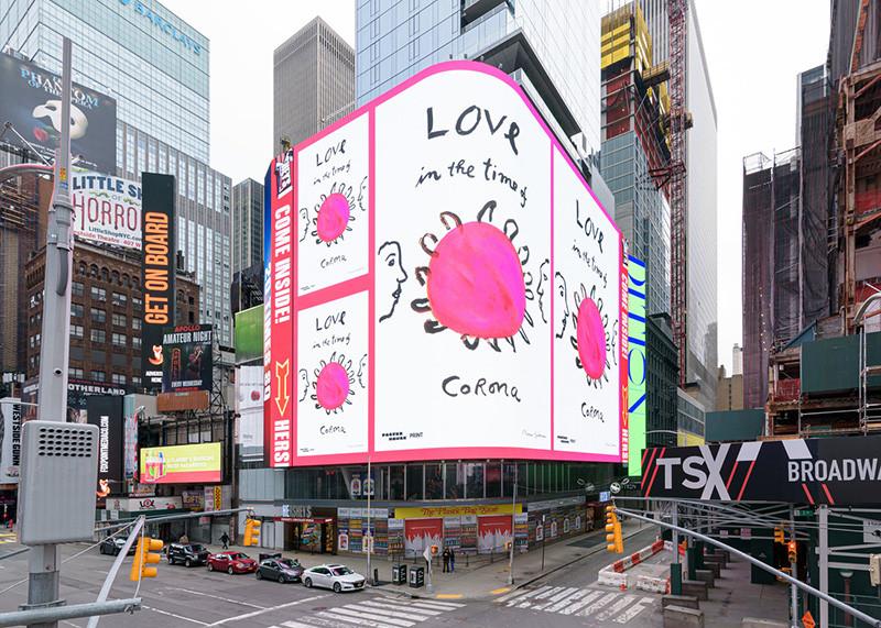 Ian Douglas/Times Square Arts
