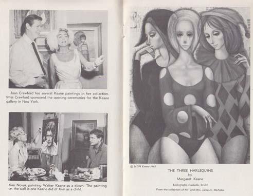 The three Harlequins