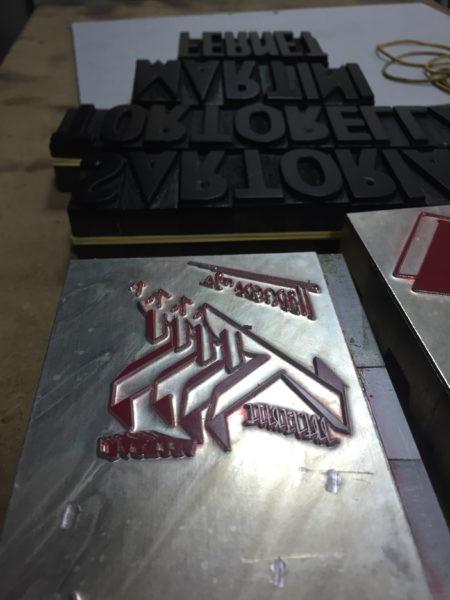 Printing on metal, product