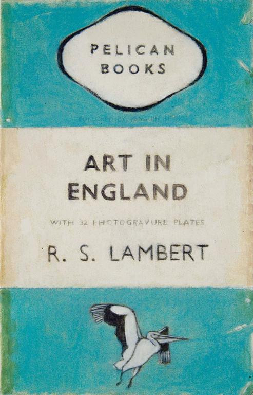 Art in England, 2008 book cover