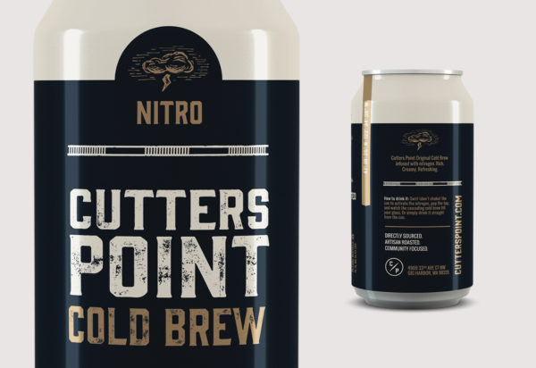 Cutters Point Nitro Cold Brew Cans
