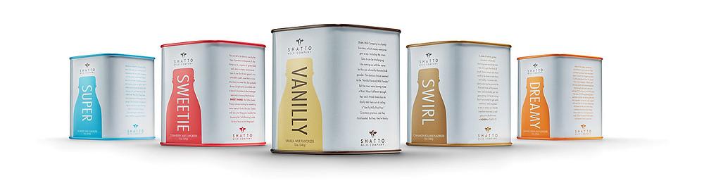 Shatto Milk Company: Milk Flavorizers
