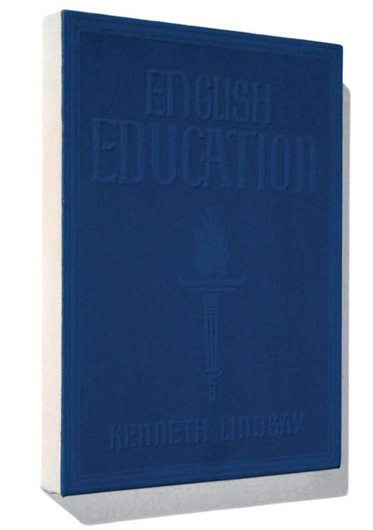 English Education: 1942, from The English Series, book cover