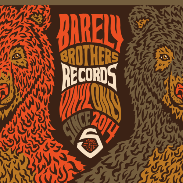 Barely Brothers Records Poster Series