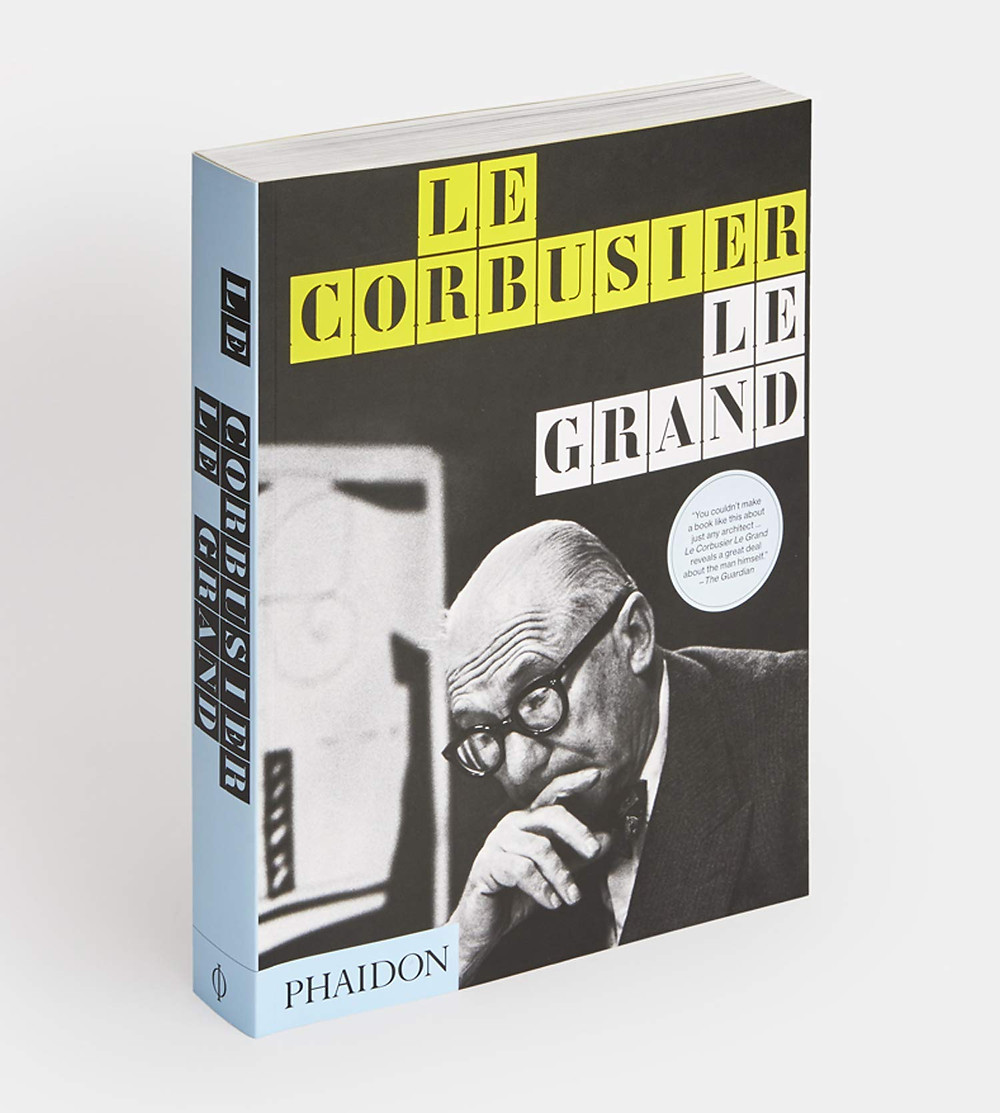 Le Corbusier Le grand book cover