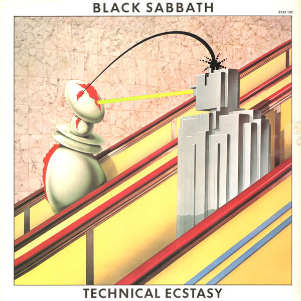 George Hardie, Black Sabbath: Technical Ecstasy (1976)