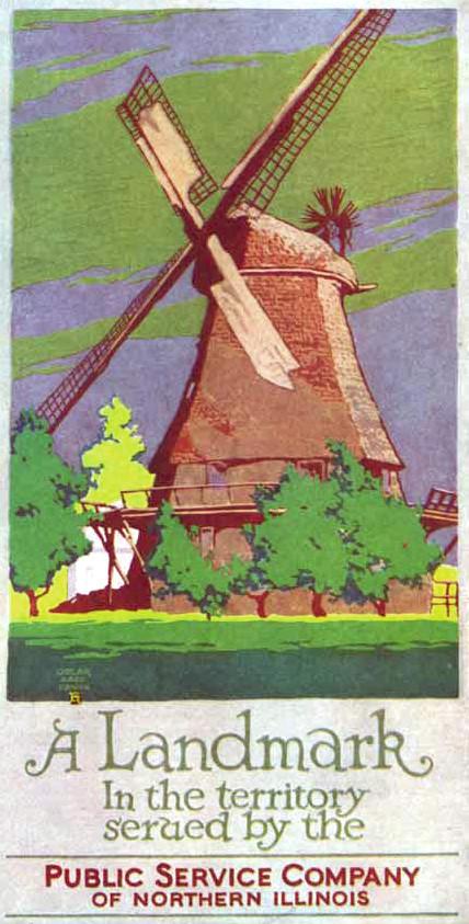Oscar Rabe Hanson  1901-1926