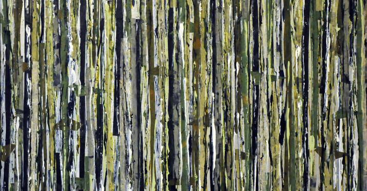 "Alpine Forest IV (30""x30"")"