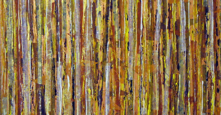 "Bialowieza Wood III (30""x30"")"