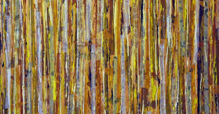 """Bialowieza Wood II (30""""x30"""")"""