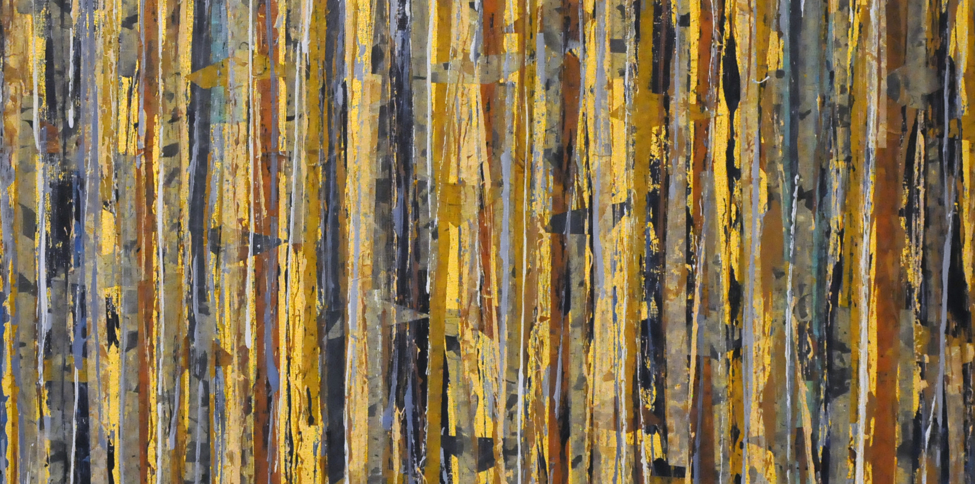 "Kologha Forest IV (30""x30"")"