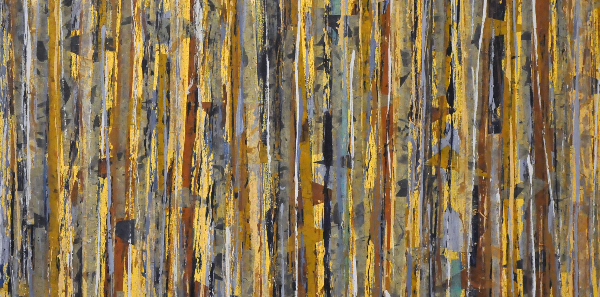"Kologha Forest I (30""x30"")"