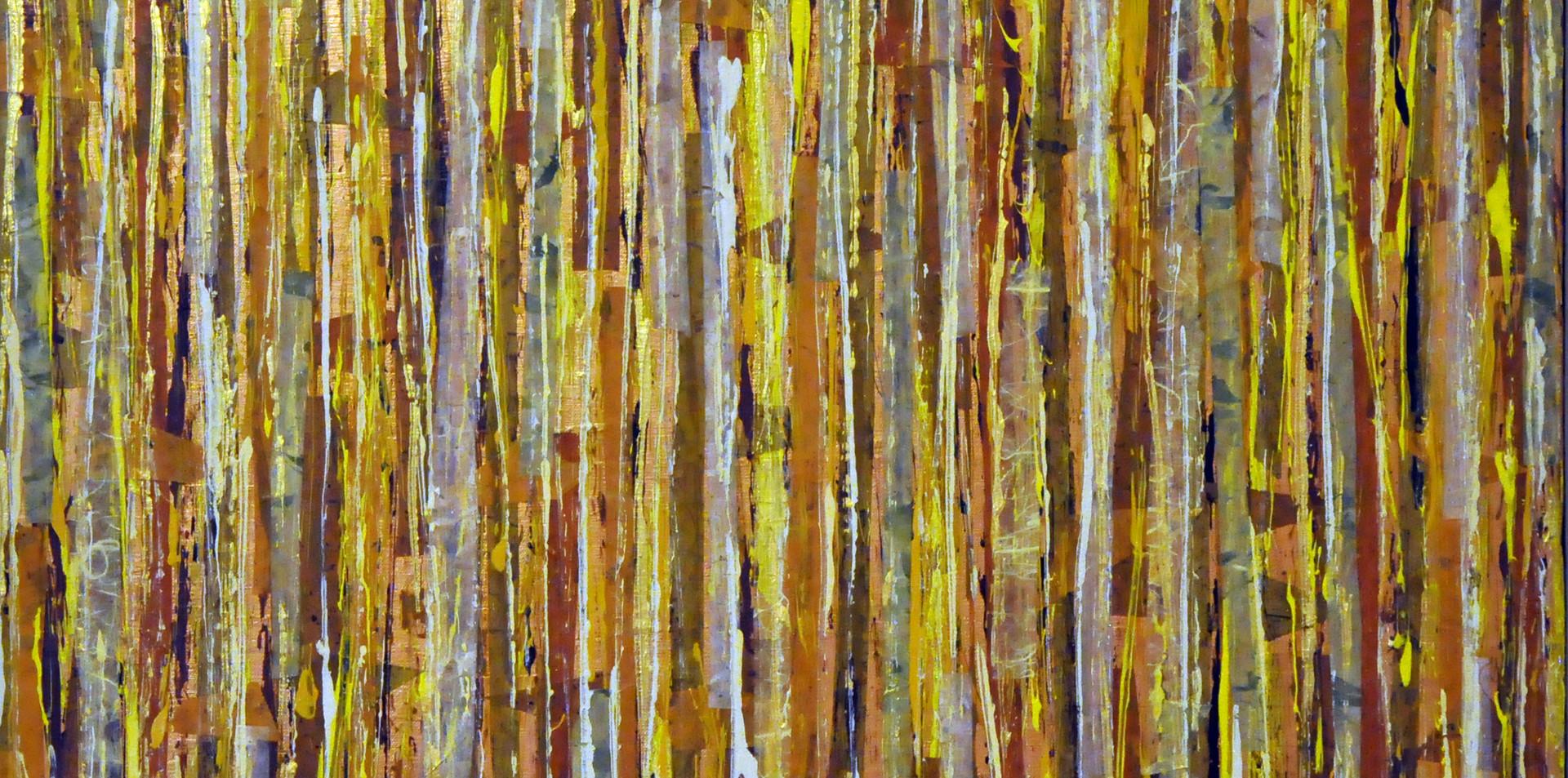 """Bialowieza Wood I (30""""x30"""")"""