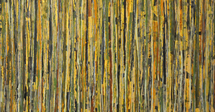 """El Yunque Rainforest I (36""""x36"""")"""