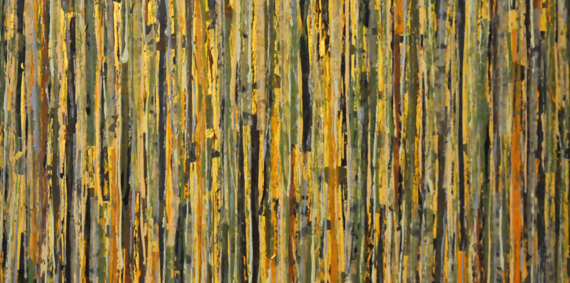"""El Yunque Rainforest II (36""""x36"""")"""