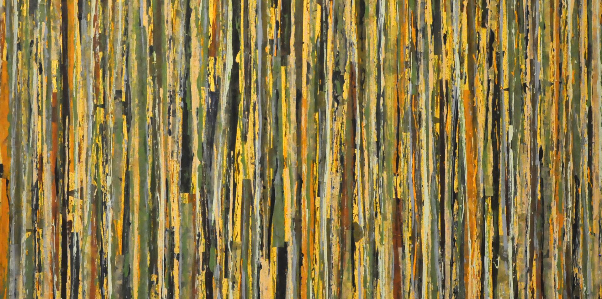 "El Yunque Rainforest IV (36""x36"")"