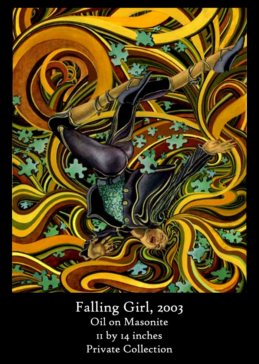 Falling Girl