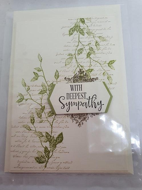 Green Vine Sympathy