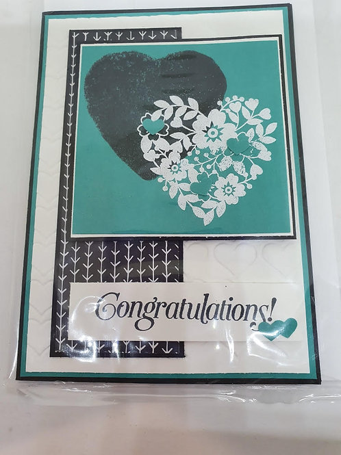 2 Heart Congratulations