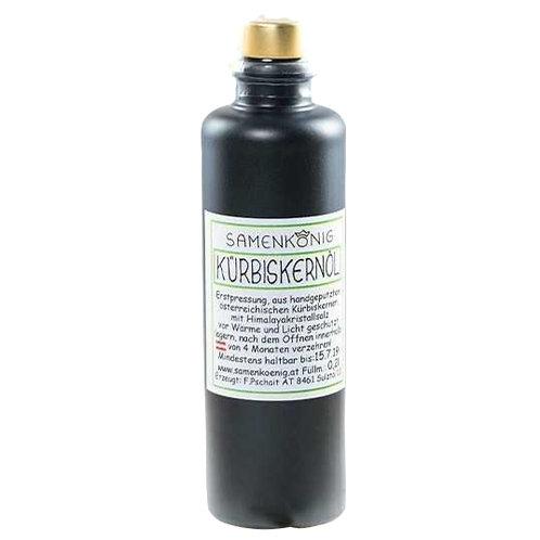 Steirisches Kürbiskernöl 0,2L Tonflasche