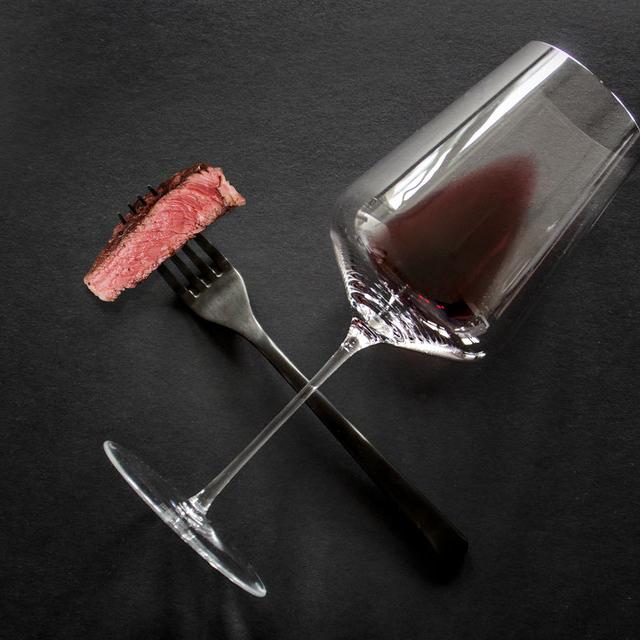 Beef & Wine