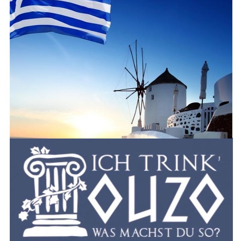 Griechischer Weinabend