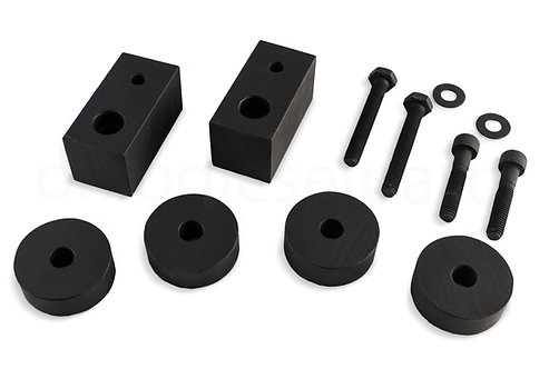 "Ohio Diesel Parts 1.5"" Front Seat Spacer Lift Kit 5th Gen Dodge Ram1500 2019+"