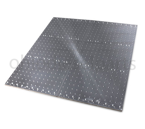 Custom CNC Aluminum Plate Fixture Table Mounting Boards For Shapeoko 4/PRO XXL