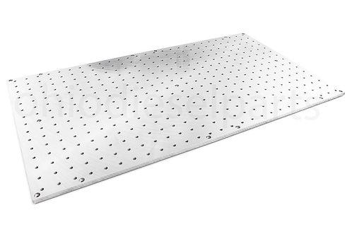 Custom Aluminum Plate Fixture Table Mounting Board for Shapeoko XL