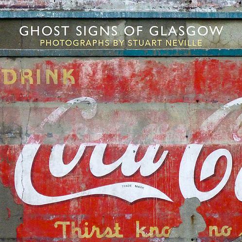 Ghost Signs of Glasgow