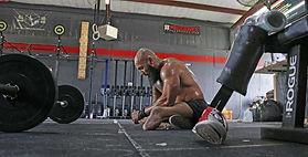 Jose Luis Sanchez Rise Above Hardship RA