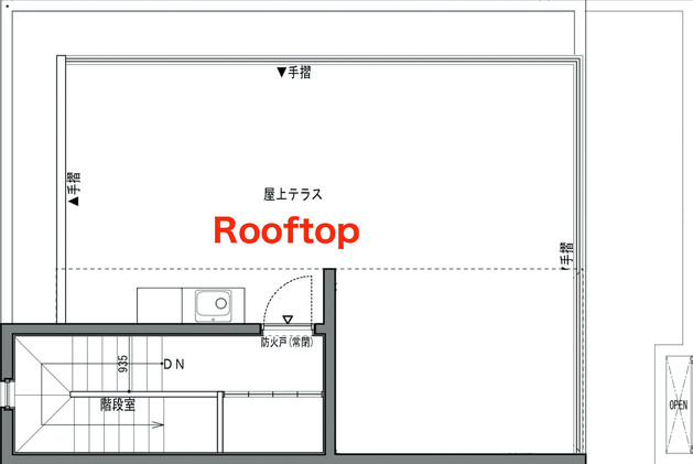 B棟_4Rooftop