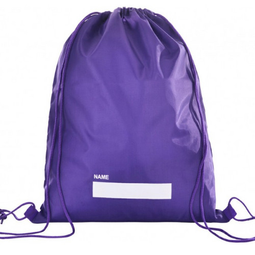 Basic Gym Bag Without School Logo
