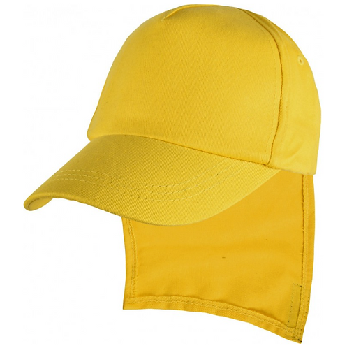Summer Hat with Logo & detachable legionnaire flap