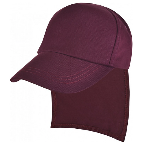 Summer Hat with detachable legionnaire flap