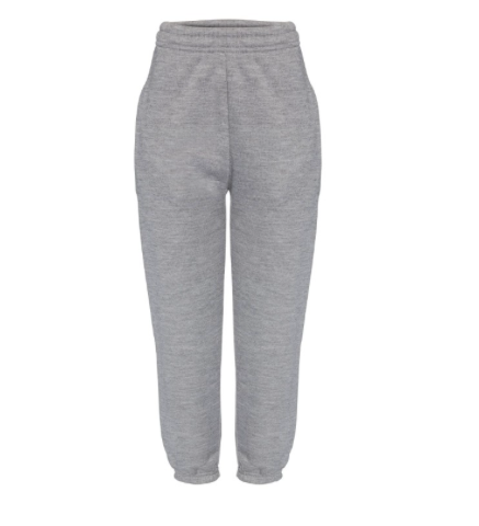 Grey Jogging Bottoms with logo
