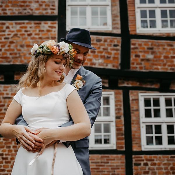 Hochzeit in Stade
