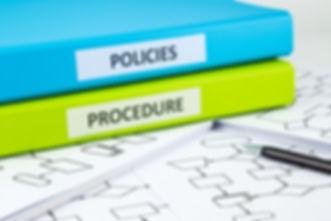 bespoke policies and proedures