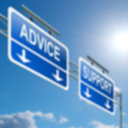 Practical Advice and Support