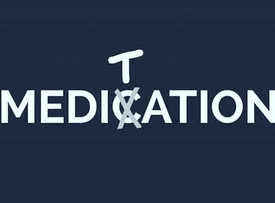 Meditation is healthier than medication.
