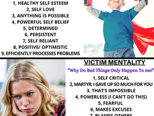 Victor Mentality vs Victim Mentality: Are You A Proactive Warrior or A Reactive Worrier?