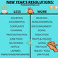 6 Steps To Help You Stay Focused On Your New Year's Resolutions.