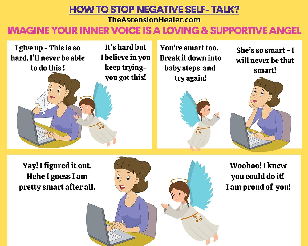 how to stop negative walk